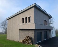 Menuiserie Sabot Prieur - Rouxmesnil Bouteilles - Construction