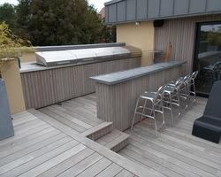 Menuiserie Sabot Prieur - Rouxmesnil Bouteilles - Terrasses