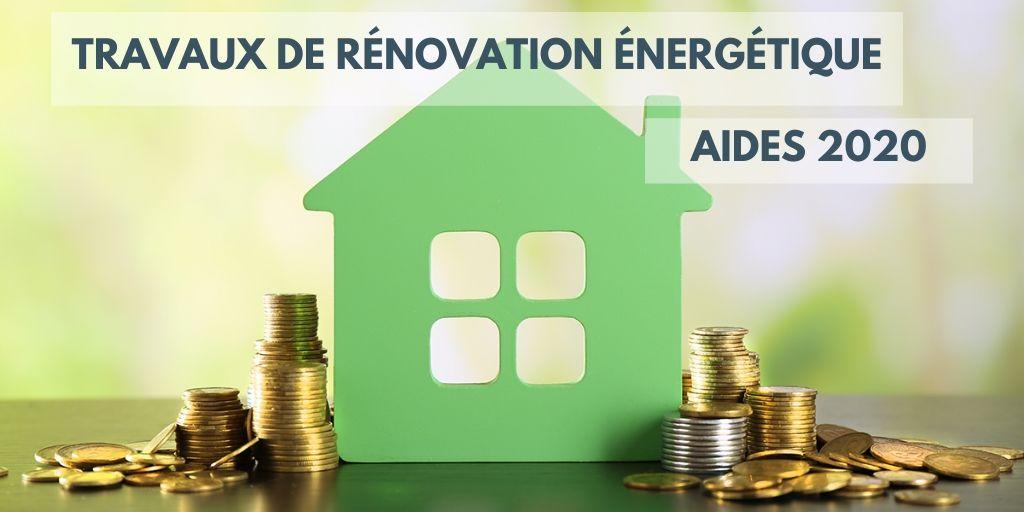 AIDES DE L'ETAT pour le RENOVATION ENERGETIQUE de votre LOGEMENT